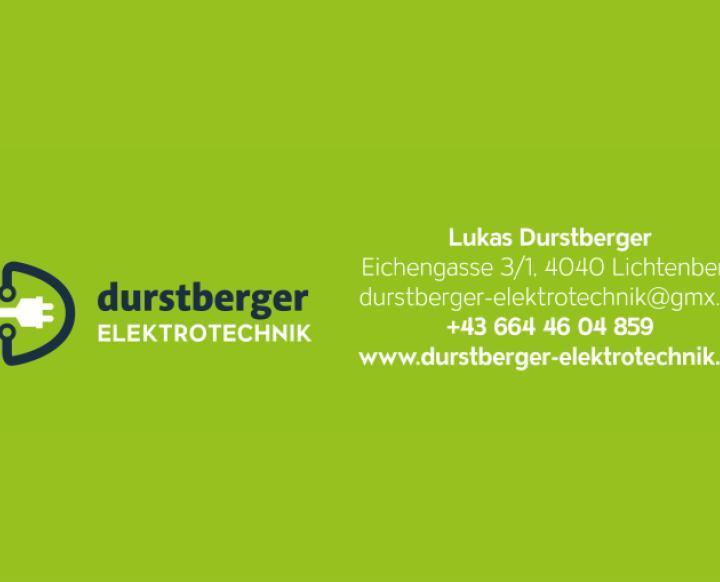 durstberger Elektrotechnik. Lukas Durstberger