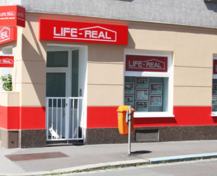LIFE-REAL Immobilien GmbH. Margarete Luger